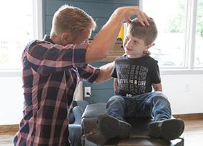 Chiropractor Burlington WI Brett Moran Care for Kids